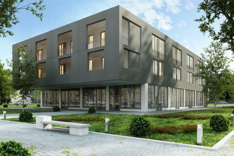 The dream house 24